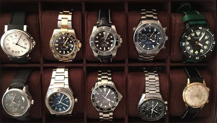Đi tìm địa chỉ mua đồng hồ uy tín tại tphcm