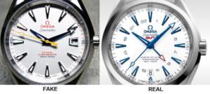 Hướng dẫn bạn cách nhận biết đồng hồ Omega thật giả